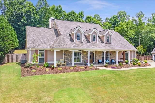 710 Lake Crest Drive, Jefferson, GA 30549 (MLS #6897973) :: Charlie Ballard Real Estate