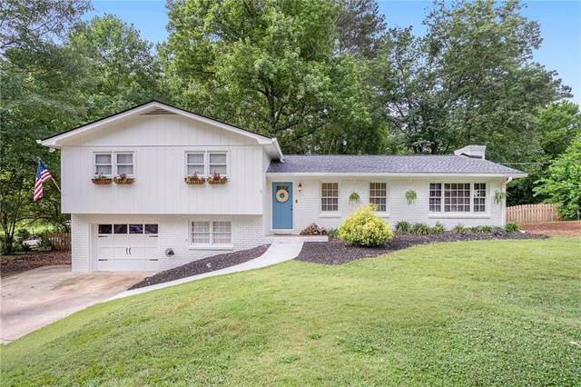 140 Timberland Street, Woodstock, GA 30188 (MLS #6897983) :: North Atlanta Home Team