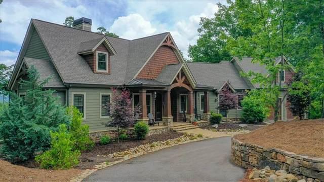14 Blue Sage Drive, Big Canoe, GA 30143 (MLS #6897994) :: The Kroupa Team | Berkshire Hathaway HomeServices Georgia Properties