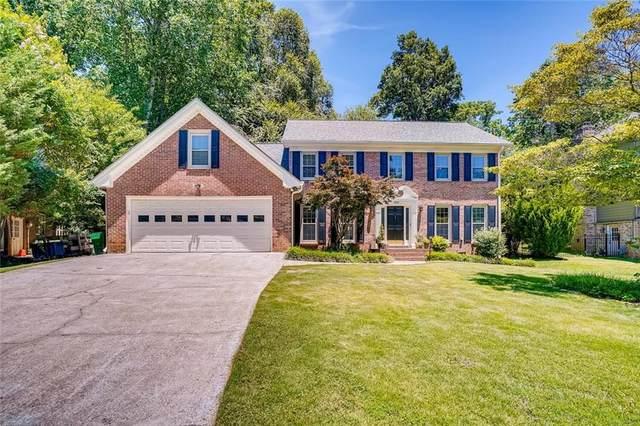 2525 Pine Cove Drive, Tucker, GA 30084 (MLS #6898002) :: North Atlanta Home Team