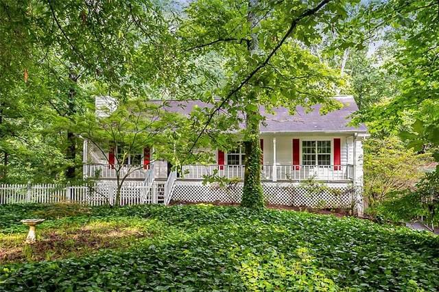 24 Parkway Court, Dallas, GA 30157 (MLS #6898006) :: RE/MAX Paramount Properties