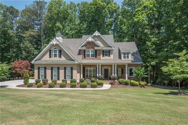295 Turnberry Circle Circle, Fayetteville, GA 30215 (MLS #6898009) :: Dillard and Company Realty Group