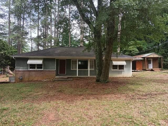 4760 Hillside Drive, Acworth, GA 30101 (MLS #6898010) :: North Atlanta Home Team