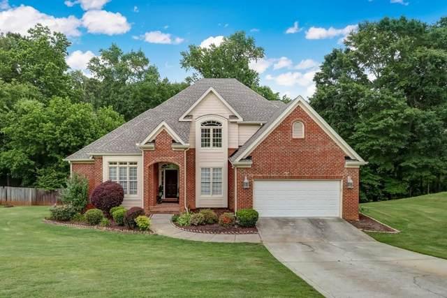 5565 Shepherds Pond, Alpharetta, GA 30004 (MLS #6898039) :: Path & Post Real Estate