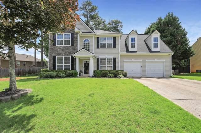 4674 Howell Farms Drive NW, Acworth, GA 30101 (MLS #6898043) :: North Atlanta Home Team