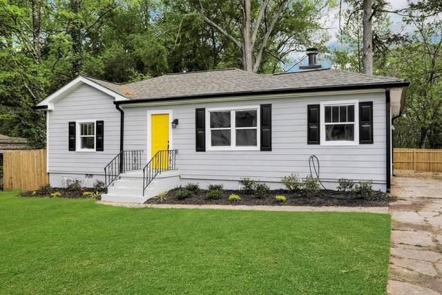 2242 N Shallowford Road, Atlanta, GA 30341 (MLS #6898049) :: Charlie Ballard Real Estate