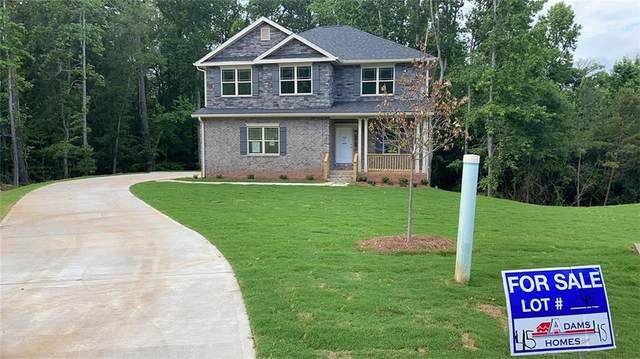 1848 Abbey Road, Griffin, GA 30223 (MLS #6898050) :: RE/MAX Paramount Properties