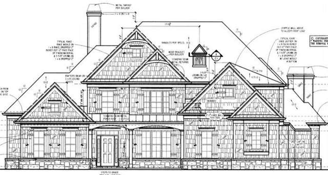 1221 Mulberry Chase, Commerce, GA 30529 (MLS #6898051) :: Lucido Global