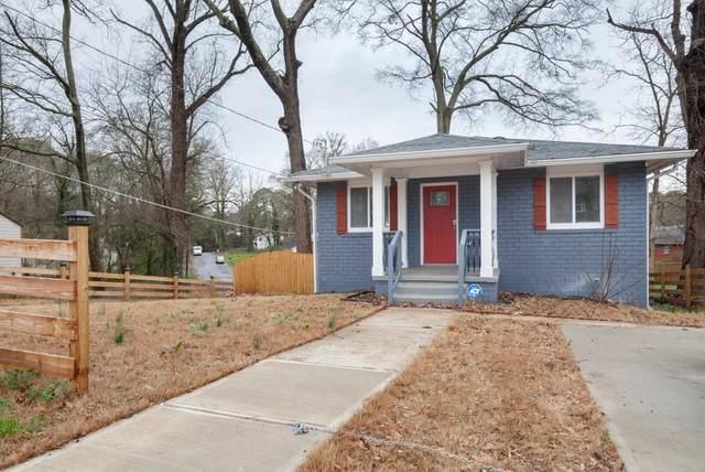 1055 Peeples Street SW, Atlanta, GA 30310 (MLS #6898053) :: Oliver & Associates Realty