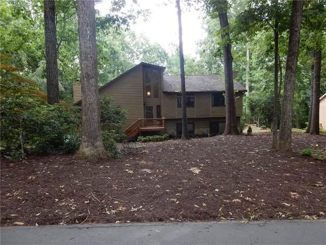 113 Ridge Road, Berkeley Lake, GA 30096 (MLS #6898077) :: Oliver & Associates Realty