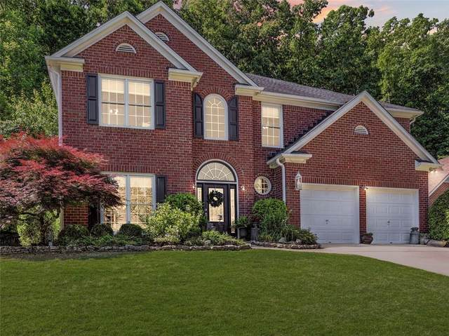 2056 Fairport Way, Marietta, GA 30062 (MLS #6898080) :: Lantern Real Estate Group