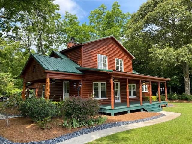 1835 Atlanta Highway SE, Statham, GA 30666 (MLS #6898082) :: RE/MAX Paramount Properties