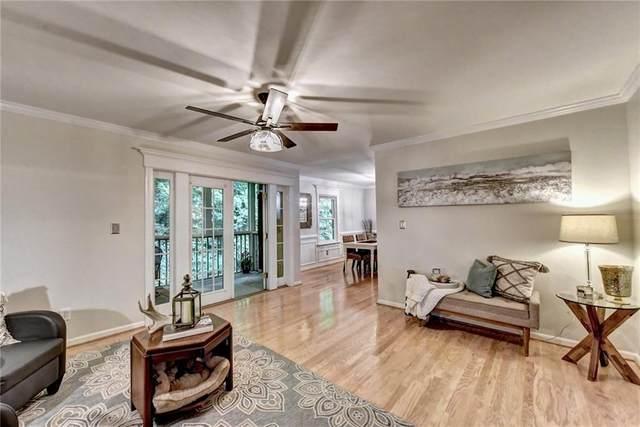 1445 Monroe Drive F18, Atlanta, GA 30324 (MLS #6898087) :: North Atlanta Home Team
