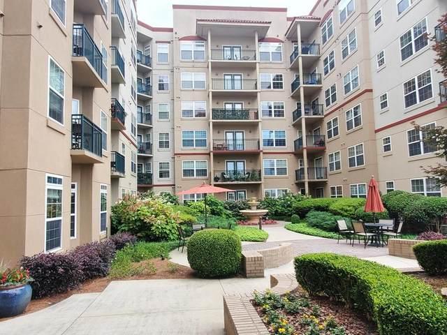 230 E Ponce De Leon Avenue #225, Decatur, GA 30030 (MLS #6898114) :: The North Georgia Group