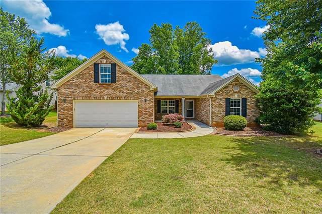 1320 Jefferson Station Road, Jefferson, GA 30549 (MLS #6898116) :: Charlie Ballard Real Estate