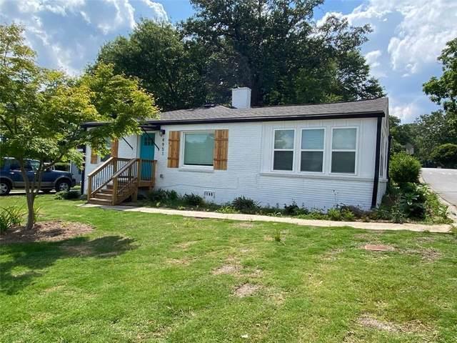 4951 Lake Drive, Forest Park, GA 30297 (MLS #6898126) :: North Atlanta Home Team