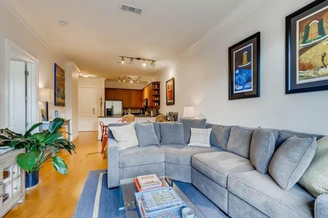 1055 Piedmont Avenue NE #210, Atlanta, GA 30309 (MLS #6898129) :: The Hinsons - Mike Hinson & Harriet Hinson