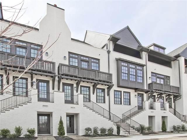 6678 Sterling Drive #666, Sandy Springs, GA 30328 (MLS #6898144) :: Kennesaw Life Real Estate