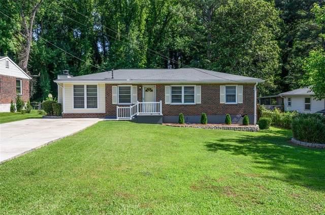 3180 Robin Road, Decatur, GA 30032 (MLS #6898152) :: The Cowan Connection Team