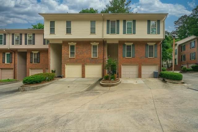 504 Brandywine Circle #504, Sandy Springs, GA 30350 (MLS #6898159) :: RE/MAX Paramount Properties