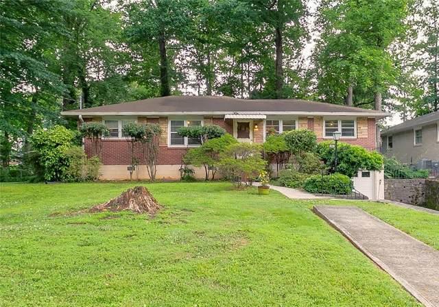829 Whelchel Drive, Decatur, GA 30033 (MLS #6898171) :: The Hinsons - Mike Hinson & Harriet Hinson