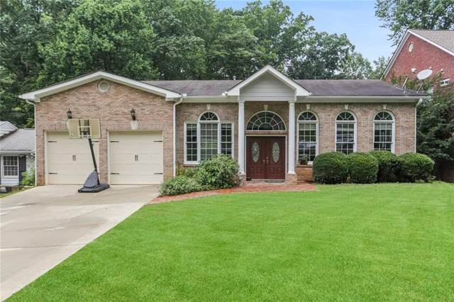 1010 Burton Drive NE, Atlanta, GA 30329 (MLS #6898178) :: Kennesaw Life Real Estate