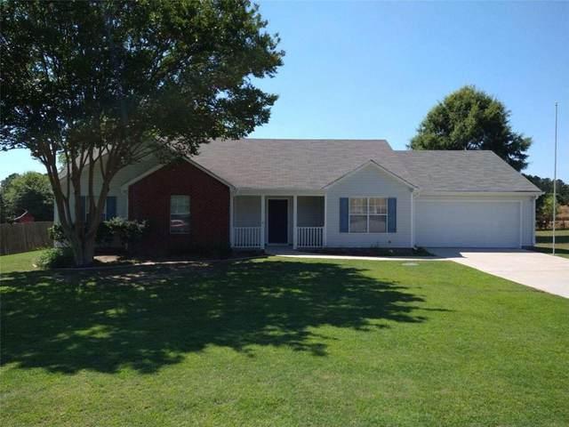 1672 Walters Park Court, Loganville, GA 30052 (MLS #6898192) :: Rock River Realty