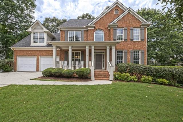 1885 Silverstone Drive, Lawrenceville, GA 30045 (MLS #6898195) :: RE/MAX One Stop