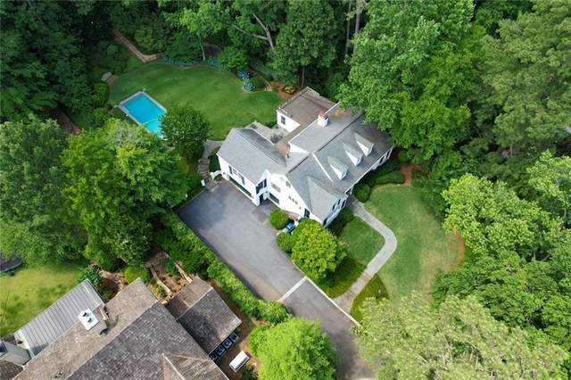 3264 Wood Valley Road NW, Atlanta, GA 30327 (MLS #6898199) :: The Hinsons - Mike Hinson & Harriet Hinson