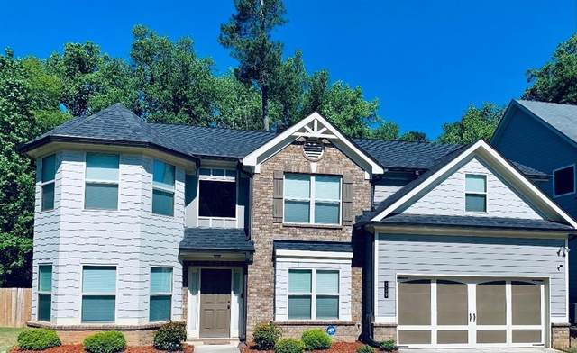 450 Cattail Ives Road, Lawrenceville, GA 30045 (MLS #6898221) :: RE/MAX One Stop