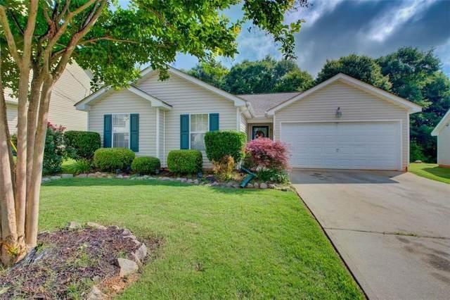 5443 Salem Springs Drive, Lithonia, GA 30038 (MLS #6898230) :: Kennesaw Life Real Estate