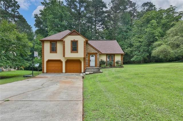 469 Allana Drive, Stone Mountain, GA 30087 (MLS #6898263) :: The Hinsons - Mike Hinson & Harriet Hinson