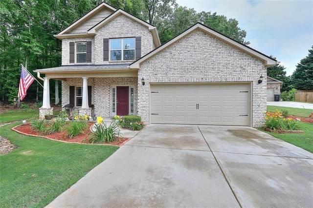 136 Angela Lane, Dawsonville, GA 30534 (MLS #6898267) :: Todd Lemoine Team