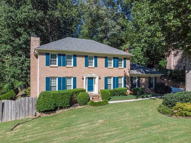 4040 Charleston Place SE, Smyrna, GA 30080 (MLS #6898273) :: Maria Sims Group