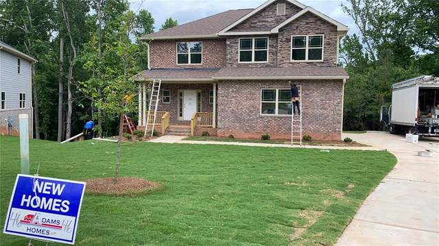 1846 Abbey Road, Griffin, GA 30223 (MLS #6898290) :: RE/MAX Paramount Properties