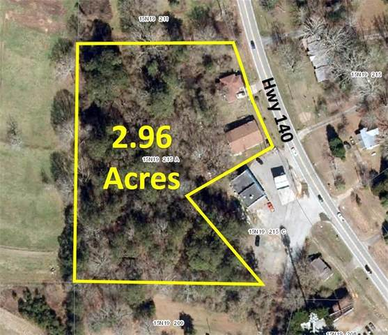 2916 Hickory Flat Highway, Canton, GA 30115 (MLS #6898291) :: Atlanta Communities Real Estate Brokerage
