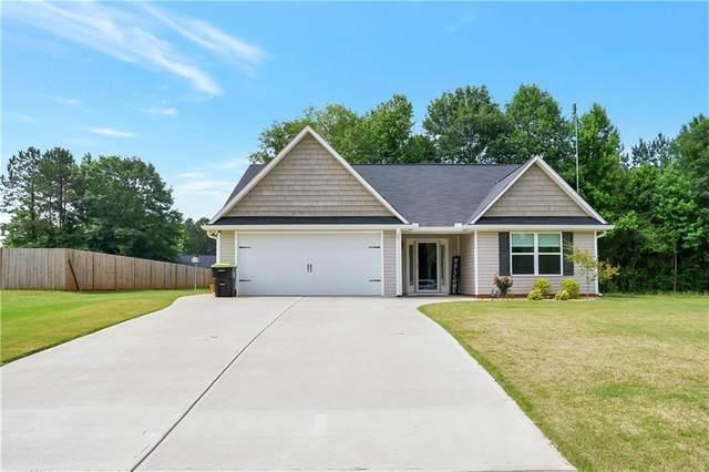 82 Oakville Drive, Dallas, GA 30132 (MLS #6898292) :: Oliver & Associates Realty