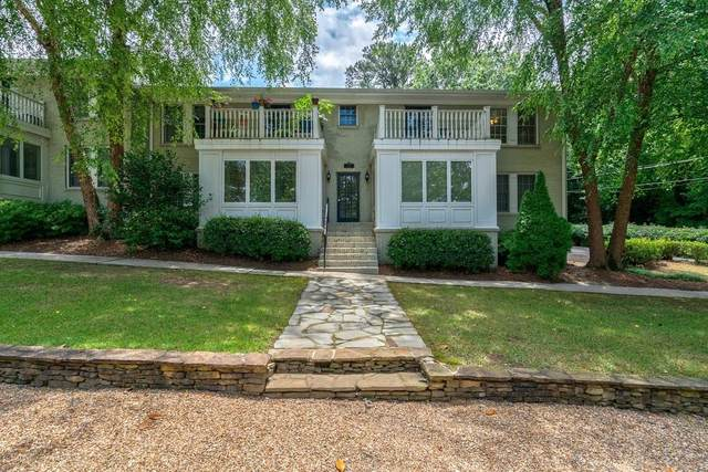 1879 Johnson Road NE #10, Atlanta, GA 30306 (MLS #6898295) :: Oliver & Associates Realty