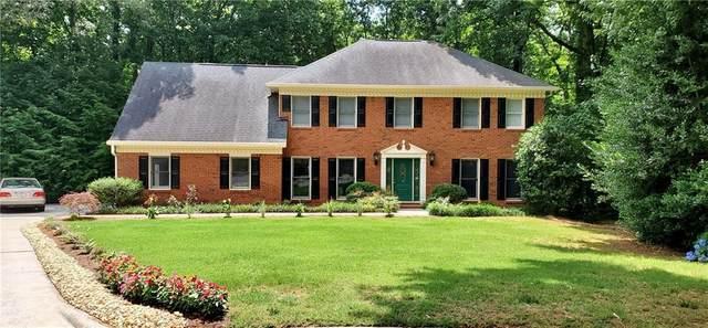 155 Saddlebrook Court, Roswell, GA 30075 (MLS #6898296) :: Path & Post Real Estate