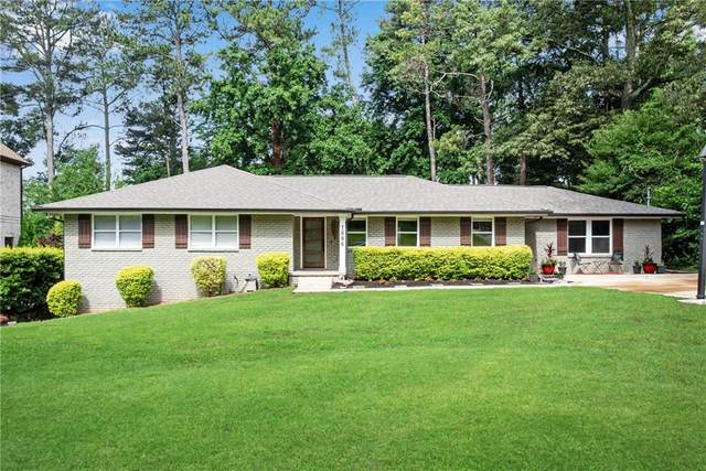 1694 Montcliff Court, Decatur, GA 30033 (MLS #6898302) :: The Hinsons - Mike Hinson & Harriet Hinson