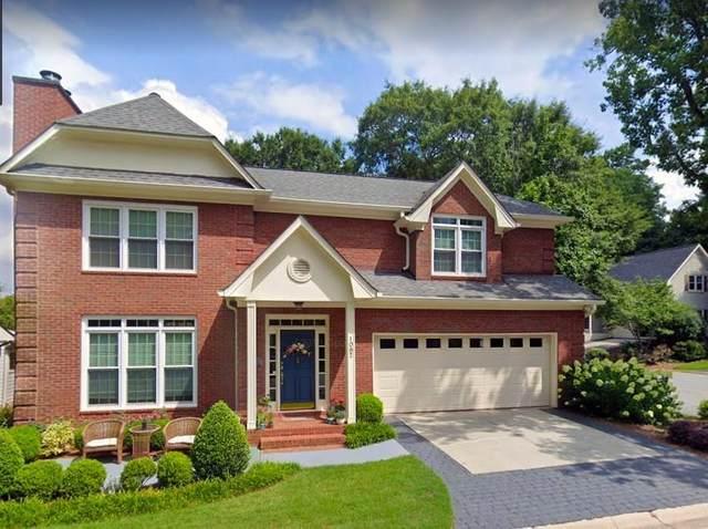 1062 Mill Creek Manor NE, Brookhaven, GA 30319 (MLS #6898308) :: Thomas Ramon Realty