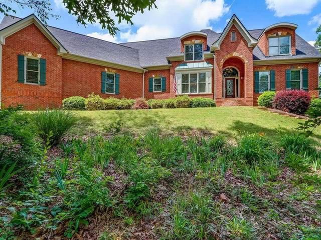 8415 Glen Lake Drive, Cumming, GA 30028 (MLS #6898315) :: North Atlanta Home Team