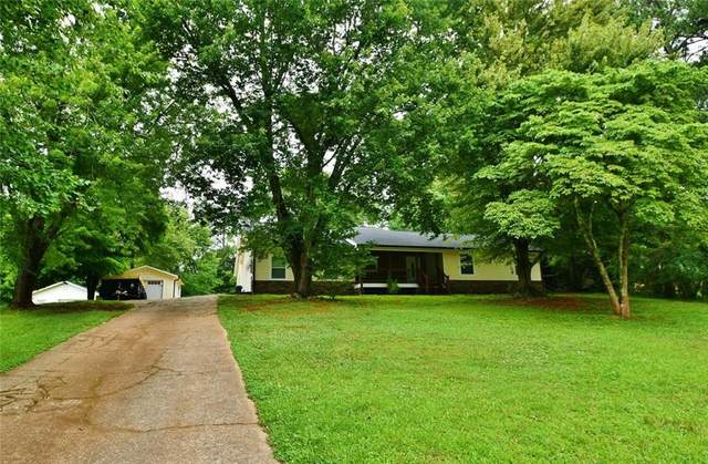 5608 Pepper Tree Lane, Oakwood, GA 30566 (MLS #6898330) :: Lucido Global