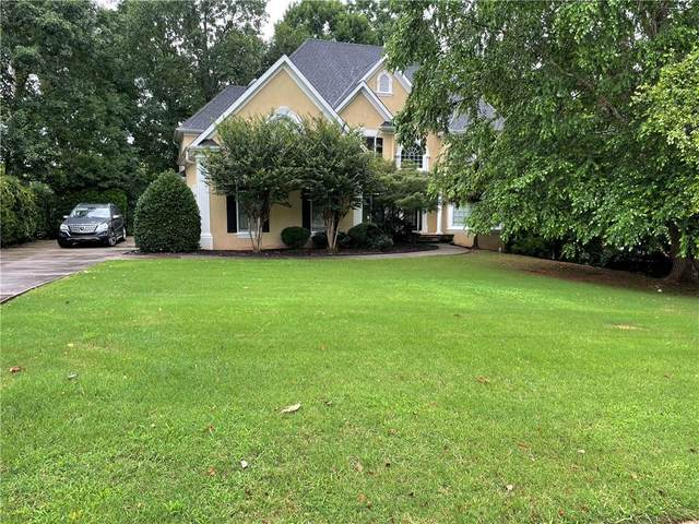 103 Bayberry Hills, Mcdonough, GA 30253 (MLS #6898340) :: Charlie Ballard Real Estate