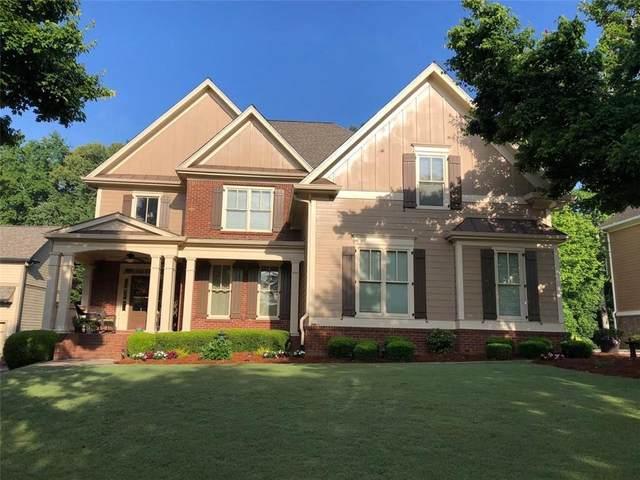 324 Carmichael Circle, Canton, GA 30115 (MLS #6898345) :: The Huffaker Group