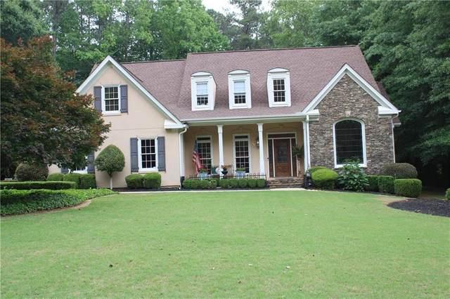 1690 Canterbury Pointe SE, Conyers, GA 30013 (MLS #6898348) :: North Atlanta Home Team
