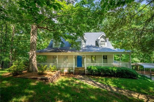 5967 Mcever Road, Flowery Branch, GA 30542 (MLS #6898355) :: North Atlanta Home Team