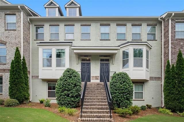 4917 Hudson Square, Alpharetta, GA 30022 (MLS #6898371) :: Oliver & Associates Realty