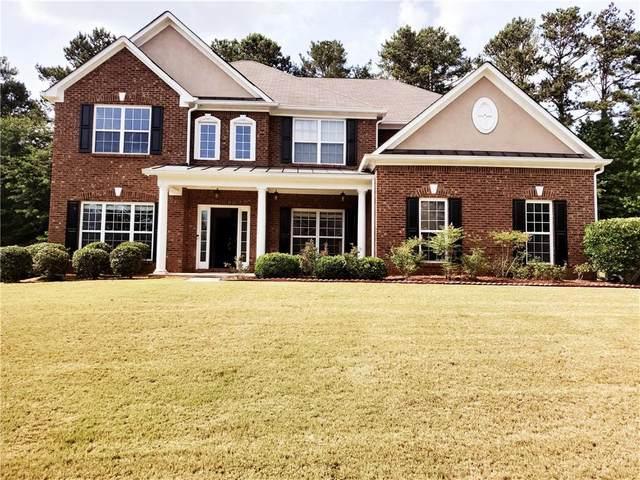 1109 Fountain Crest Drive, Conyers, GA 30013 (MLS #6898402) :: North Atlanta Home Team