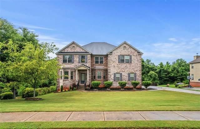 107 Telfair Lane, Mcdonough, GA 30252 (MLS #6898404) :: Oliver & Associates Realty
